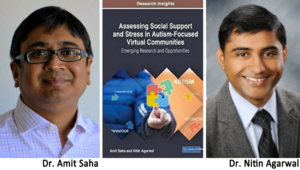 Assessing Social Support and Stress in Autism-Focused Virtual Communities: Emerging Research and Opportunities